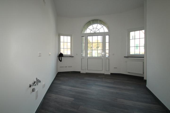 Vorher Foto leere Immobilie aufbereiten Blickfang Home Staging