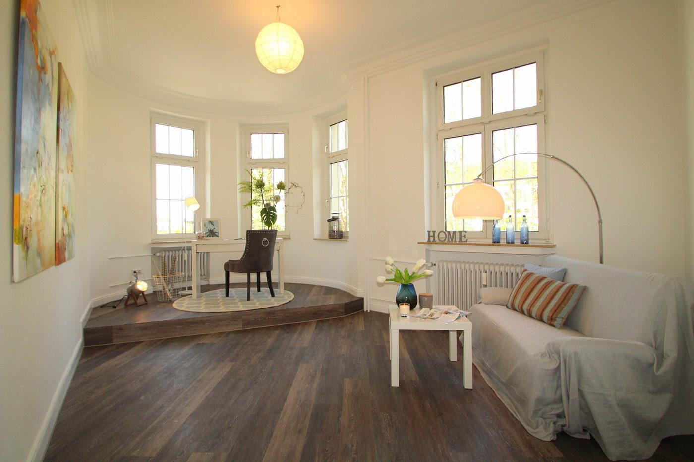 Nachher Foto Blickfang Homestaging Soest. Überzeugende Immobilienpräsentation für Ein- und Verkauf