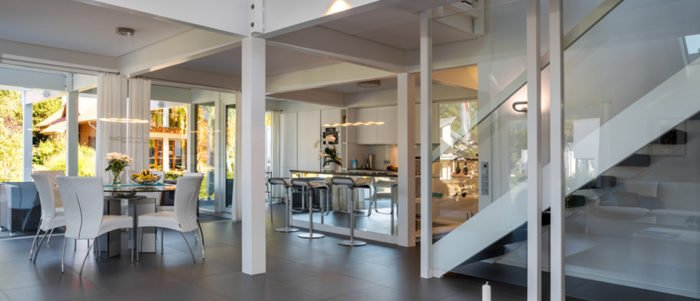 Hochwertige Innenrauminszenierung mit Blickfang Home Staging aus Soest, zertifizierte Home Staging Professional DGHR