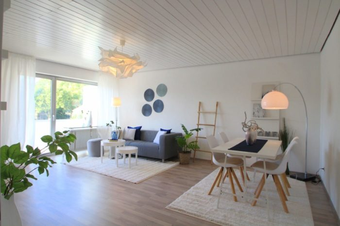 Home Staging durch Nicole Biernath von Blickfang Homestaging in Soest