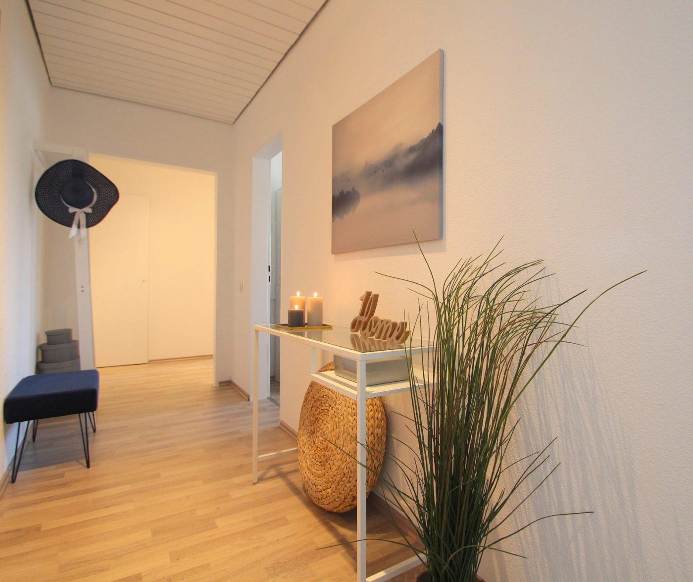 Home Staging durch Nicole Biernath von Blickfang Homestaging in Soest