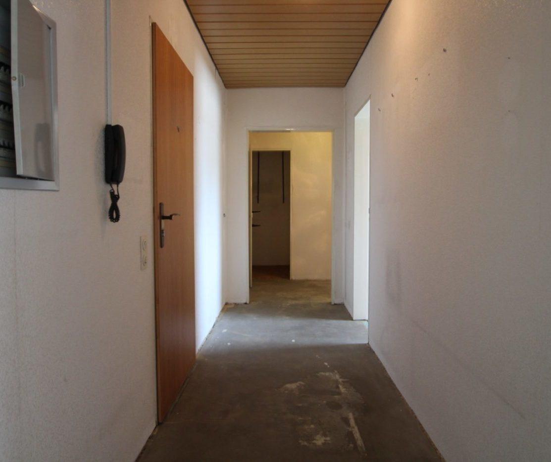 Vorher Foto, Home Staging durch Blickfang Homestaging in Soest