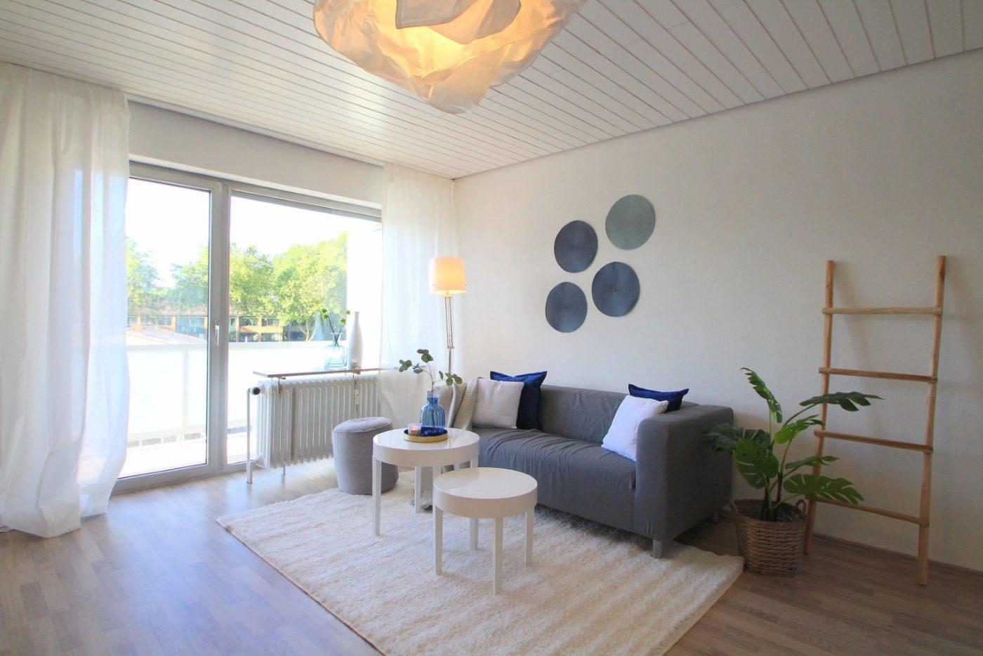 Home Staging durch Nicole Biernath von Blickfang Homestaging
