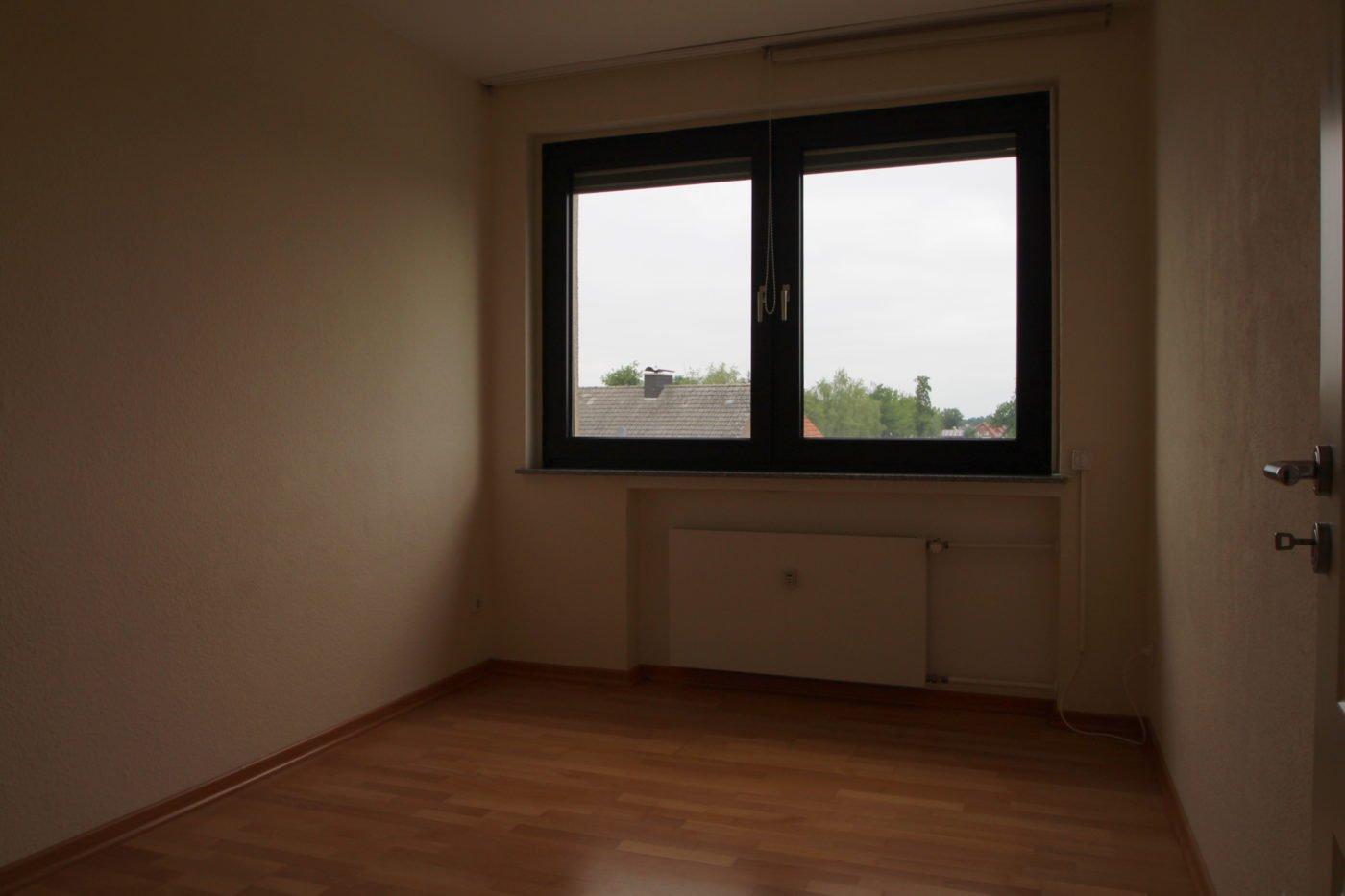 Vorher Foto vom Kinderzimmer. Kinderzimmer vor dem Homestaging durch Blickfang Homestaging in Soest