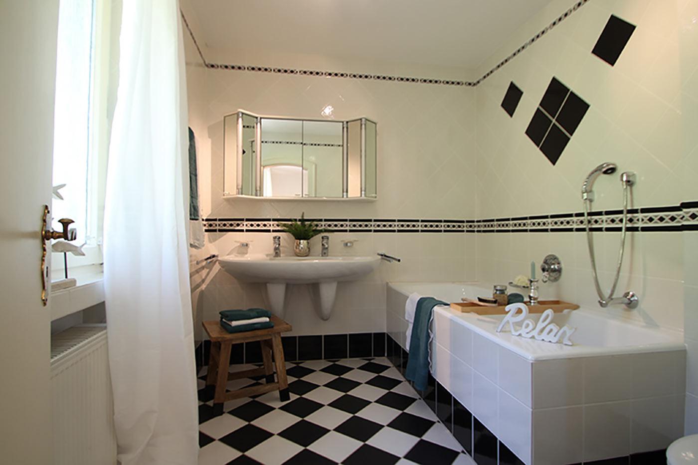 Homestaging für das Badezimmer durch Blickfang Homestaging - Nicole Biernath