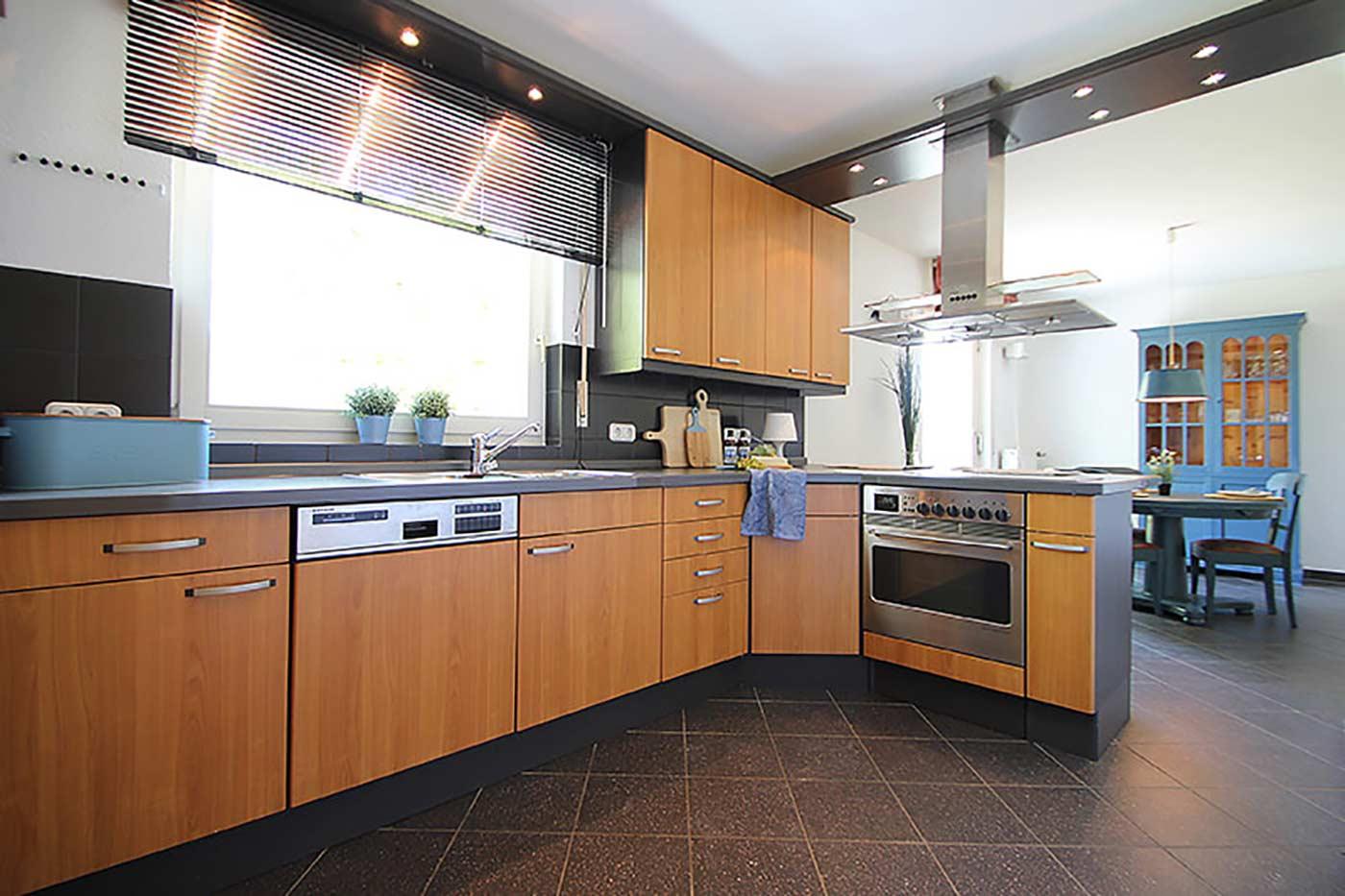 Homestaging für die Küche durch Blickfang Homestaging - Nicole Biernath