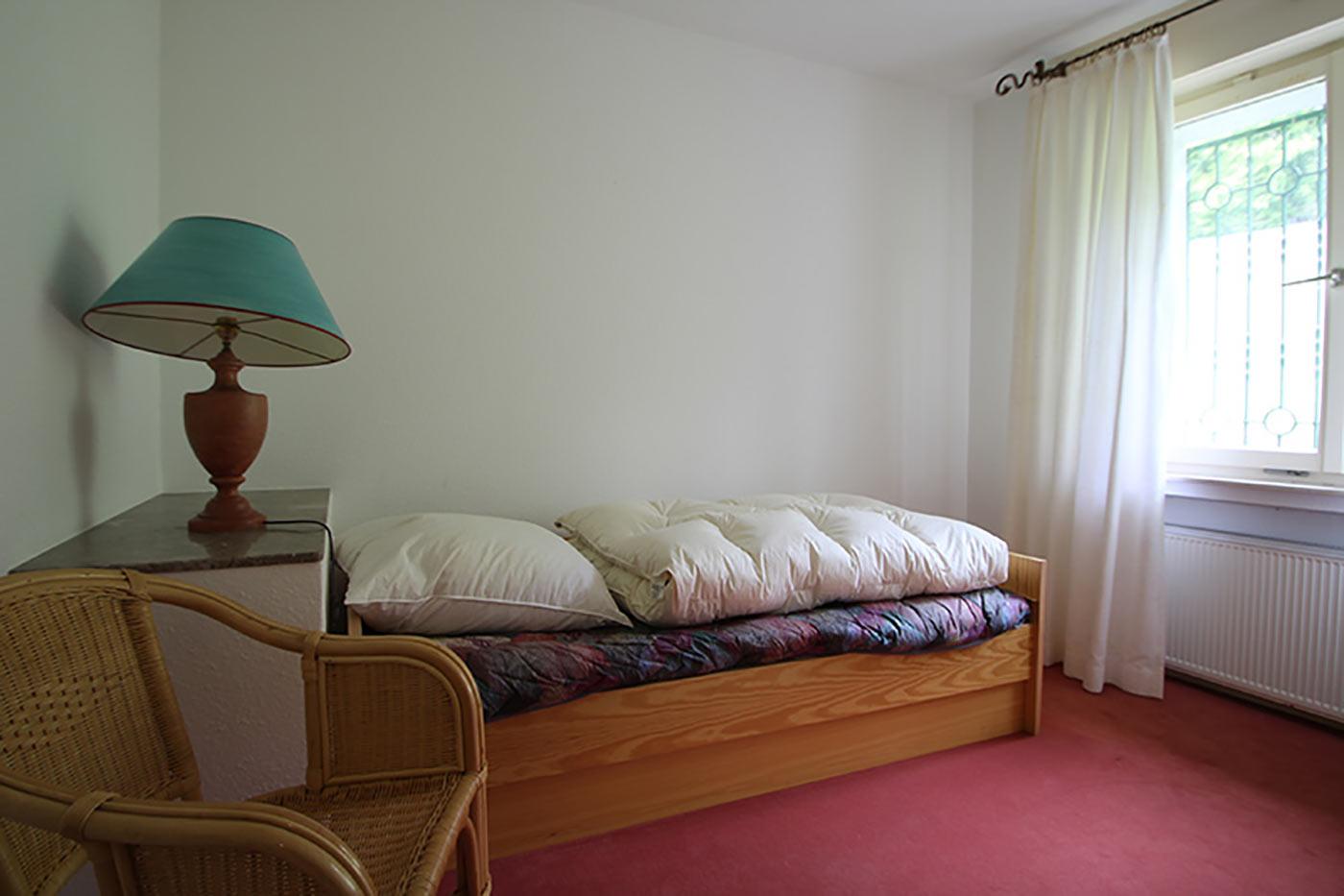 Vorher-Foto vom Gästezimmer | Blickfang Homestaging in Soest