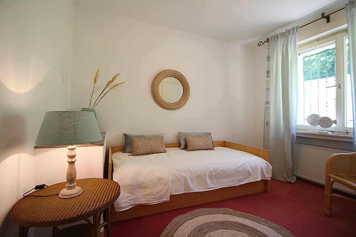 Homestaging für das Gästezimmer durch Blickfang Homestaging - Nicole Biernath