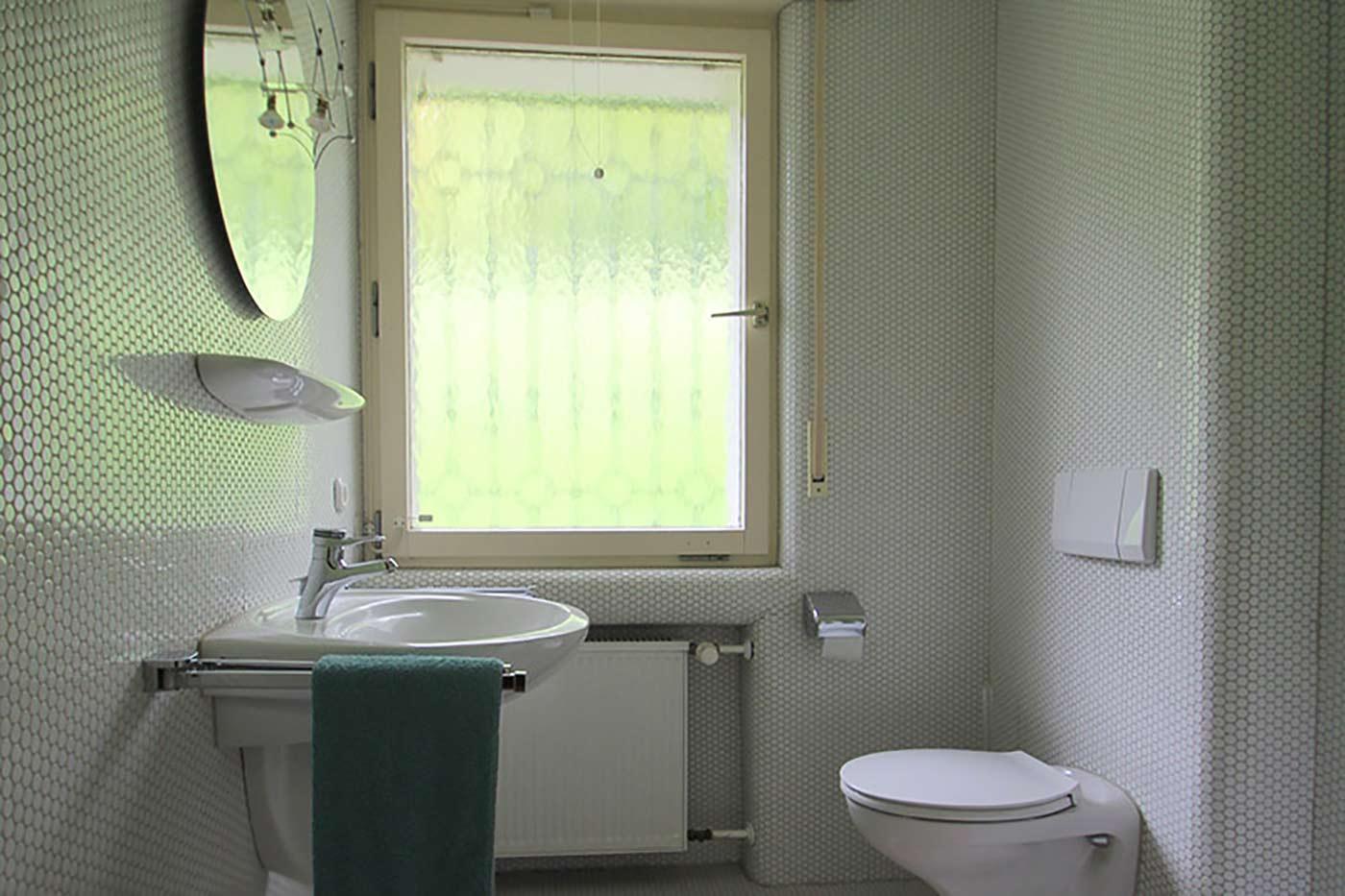 Vorher-Foto vom Duschbad | Blickfang Homestaging in Soest