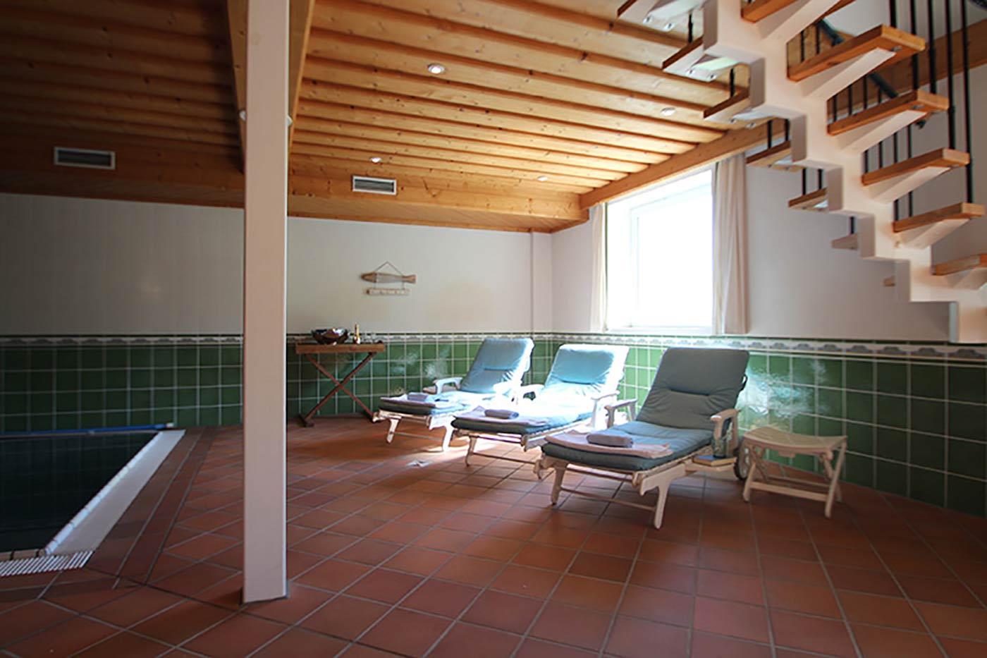 Homestaging für den Schwimmbadbereich 2 durch Blickfang Homestaging