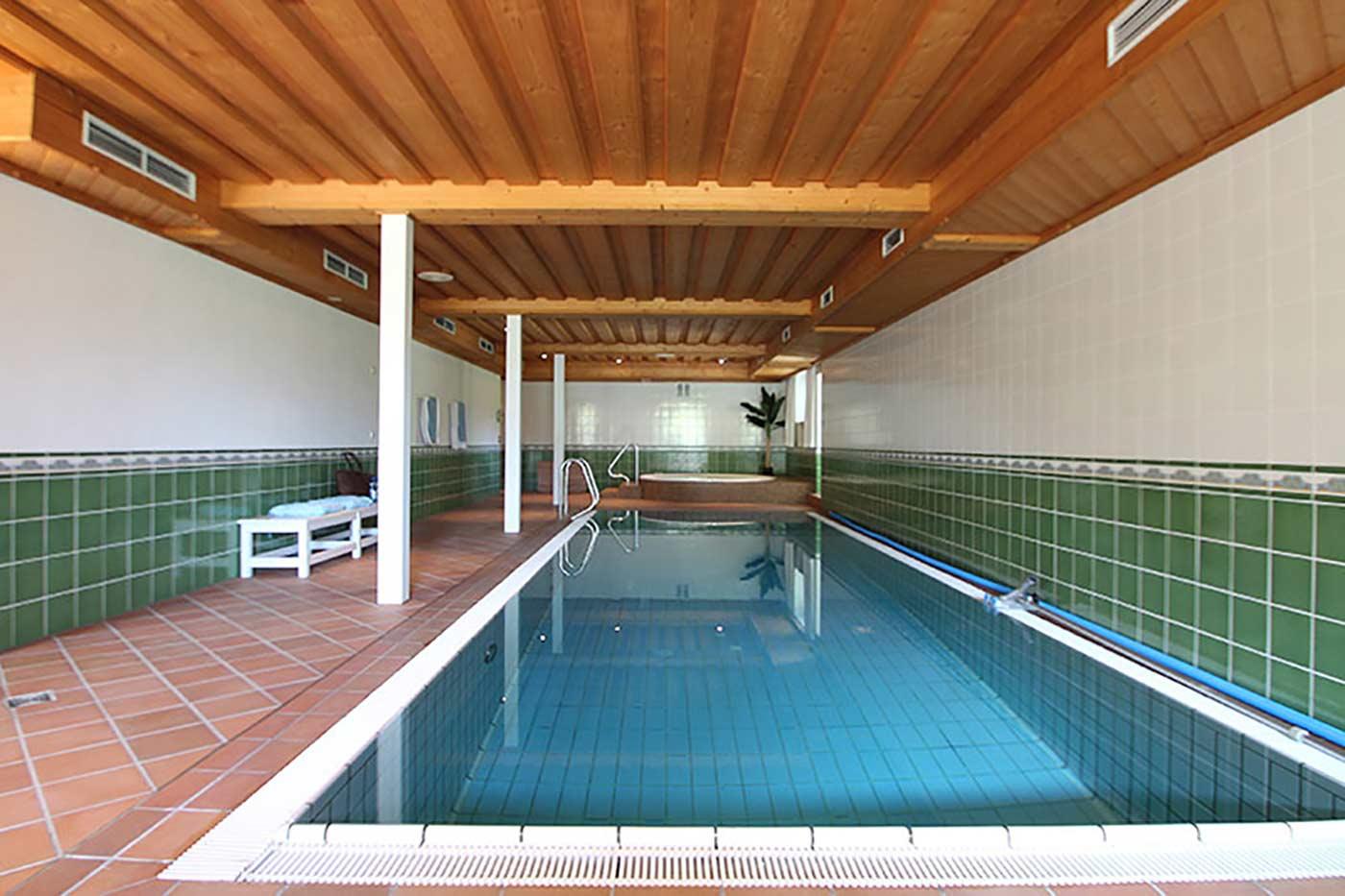 Homestaging für das private Schwimmbad durch Blickfang Homestaging - Nicole Biernath
